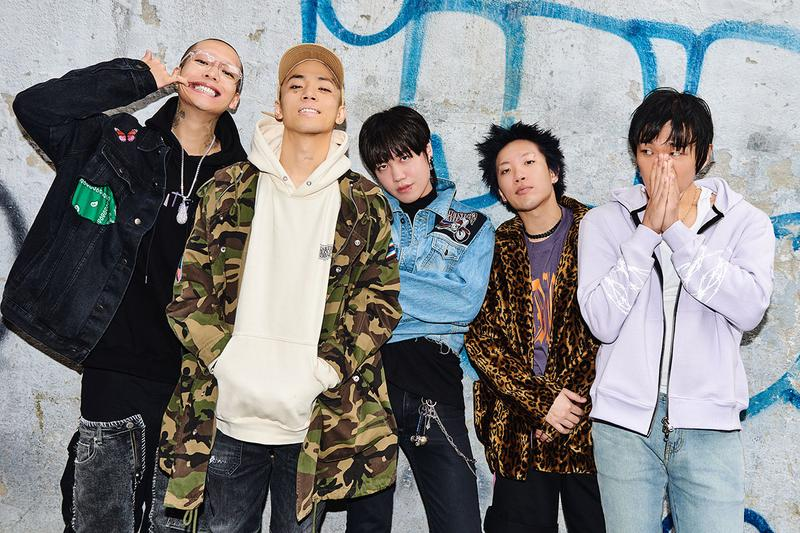 메킷레인 인터뷰 - 모국으로 돌아온 다섯 이방인의 얼굴, 힙합 레이블, 루피, 나플라