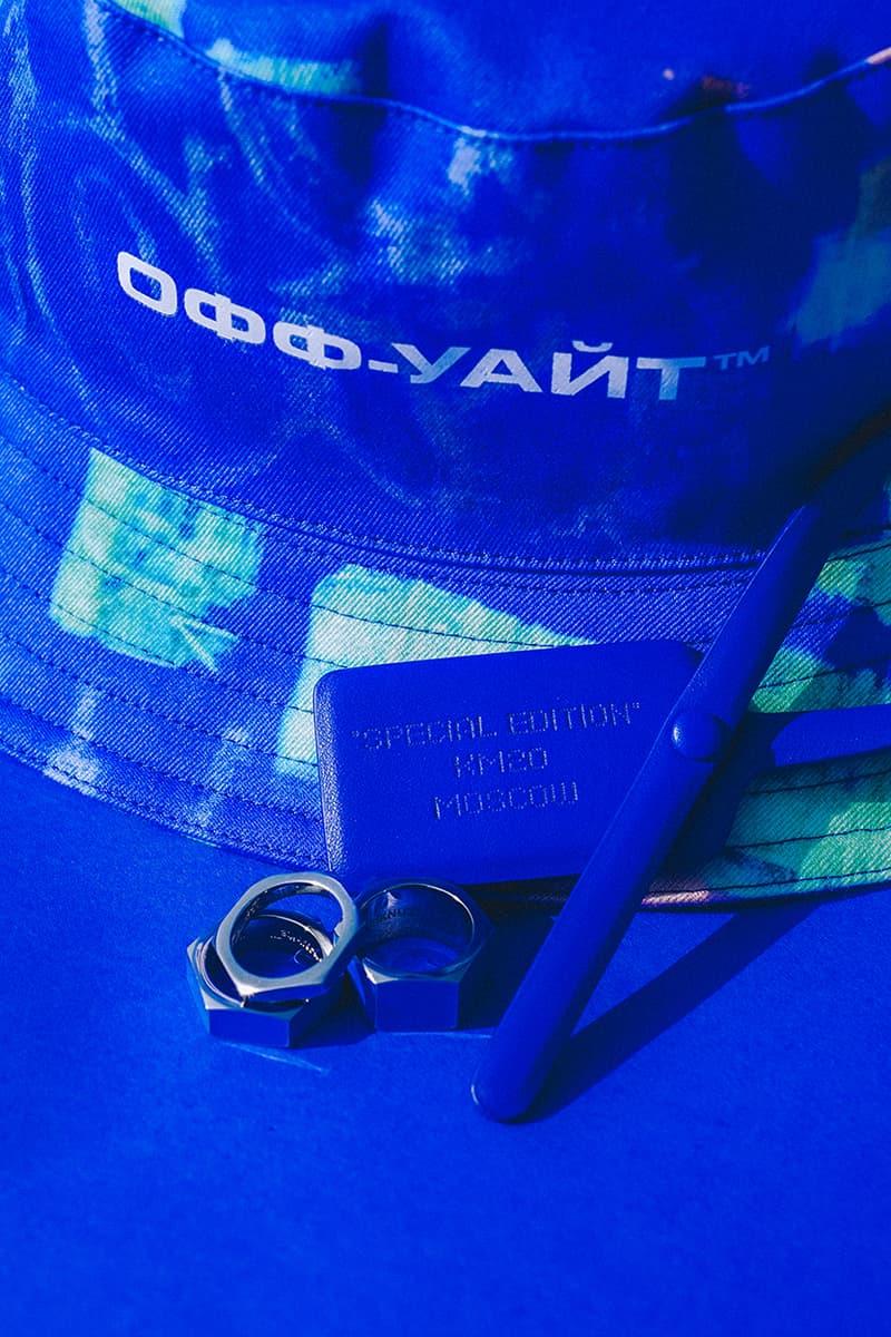 오프 화이트 x KM20 10주년 기념 캡슐 컬렉션, 버질 아블로, A.D.E.D, 편집숍, 협업