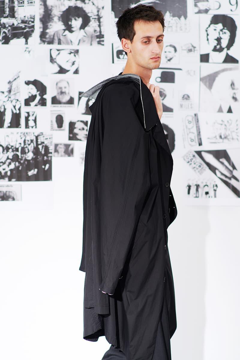 아워 레가시 2020 프리폴 컬렉션, 범죄 과학 수사 프로파일링 테마