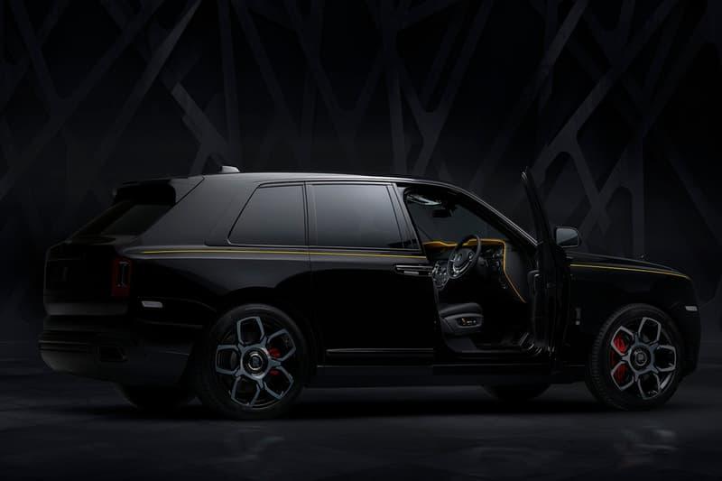 롤스로이스, 럭셔리 SUV '컬리넌 블랙 배지' 공개, 환희의 여신상, 자동차