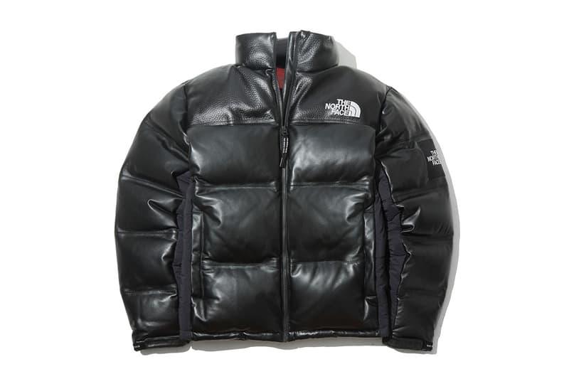 노스페이스, 레더 눕시 다운 자켓