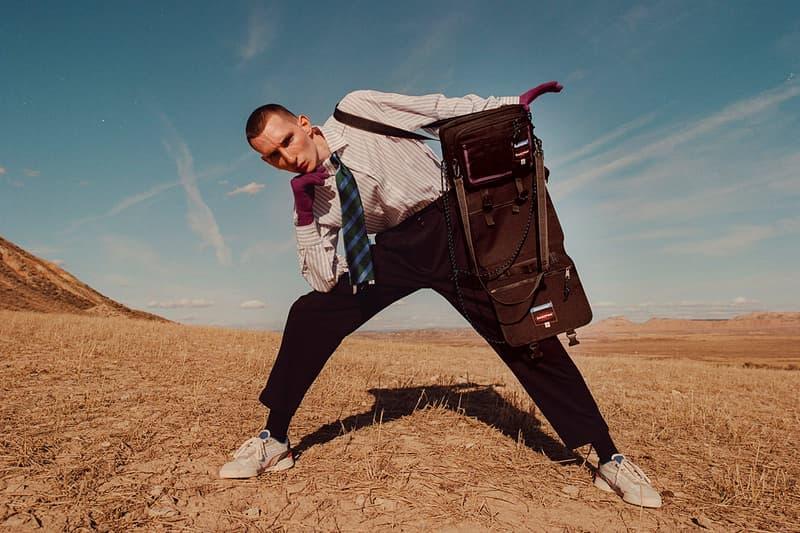 아더 에러와 이스트팩의 협업 컬렉션 'Wherever I go' 제품 사진 & 발매 정보