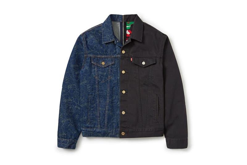 베이프 x 리바이스 협업 타입 3 트러커 재킷 캡슐 컬렉션 발매 정보