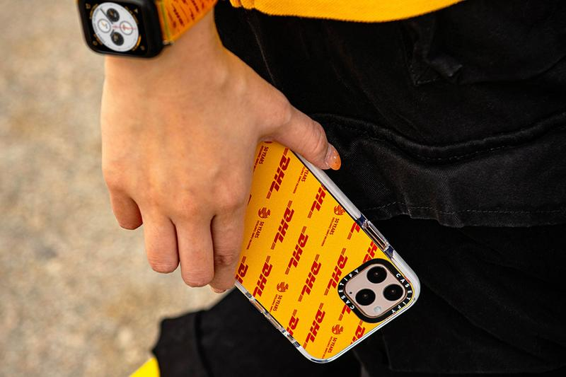 케이스티파이 x DHL 창립 50주년 기념 컬렉션 2차 론칭 정보, 아이폰, 갤럭시 케이스