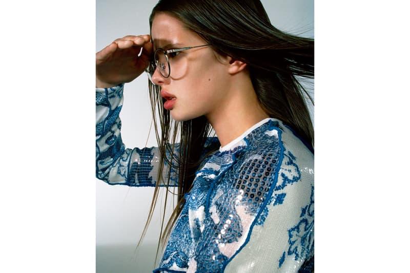 젠틀몬스터, 2020 봄, 여름 아이웨어 컬렉션 룩북 공개, 뉴 플랫바, 티 옵티컬