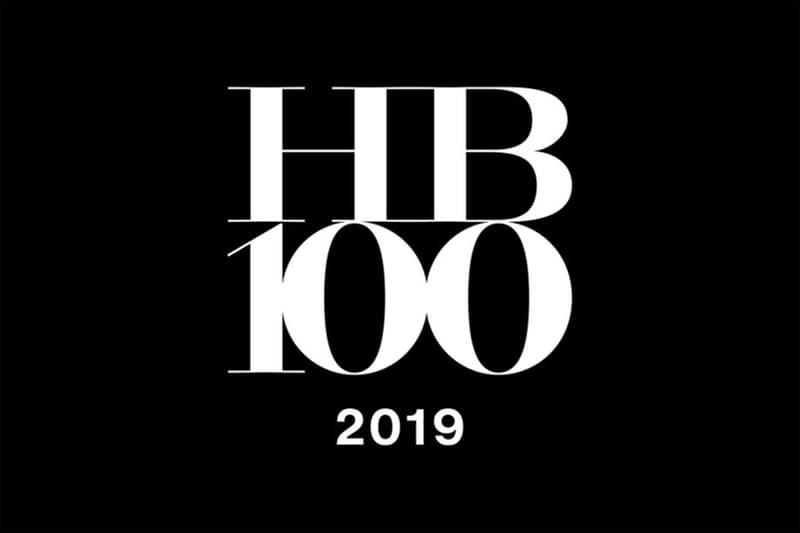 '하입비스트'가 선정한 올해의 인물, 'HB100 2019' - 바조우, 페기구, 버질 아블로, 카우스, 라프 시몬스, 빌리 아일리시, 칸예 웨스트 등