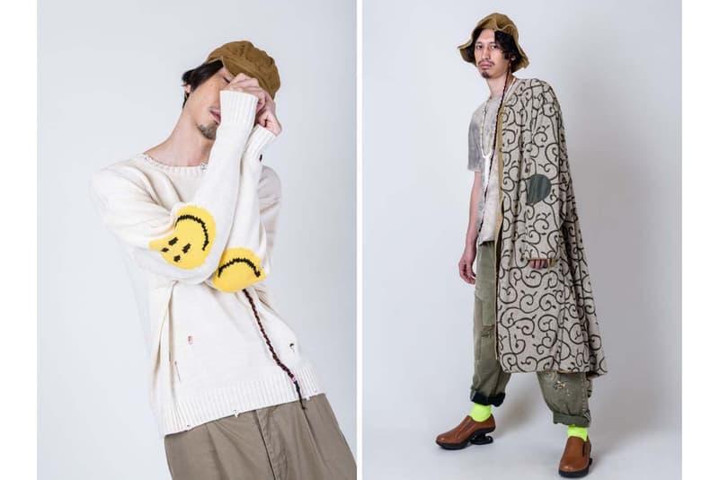캐피탈, 쿵푸에서 영감을 받은 2020 봄, 여름 컬렉션 공개, KUNG-FU-SION