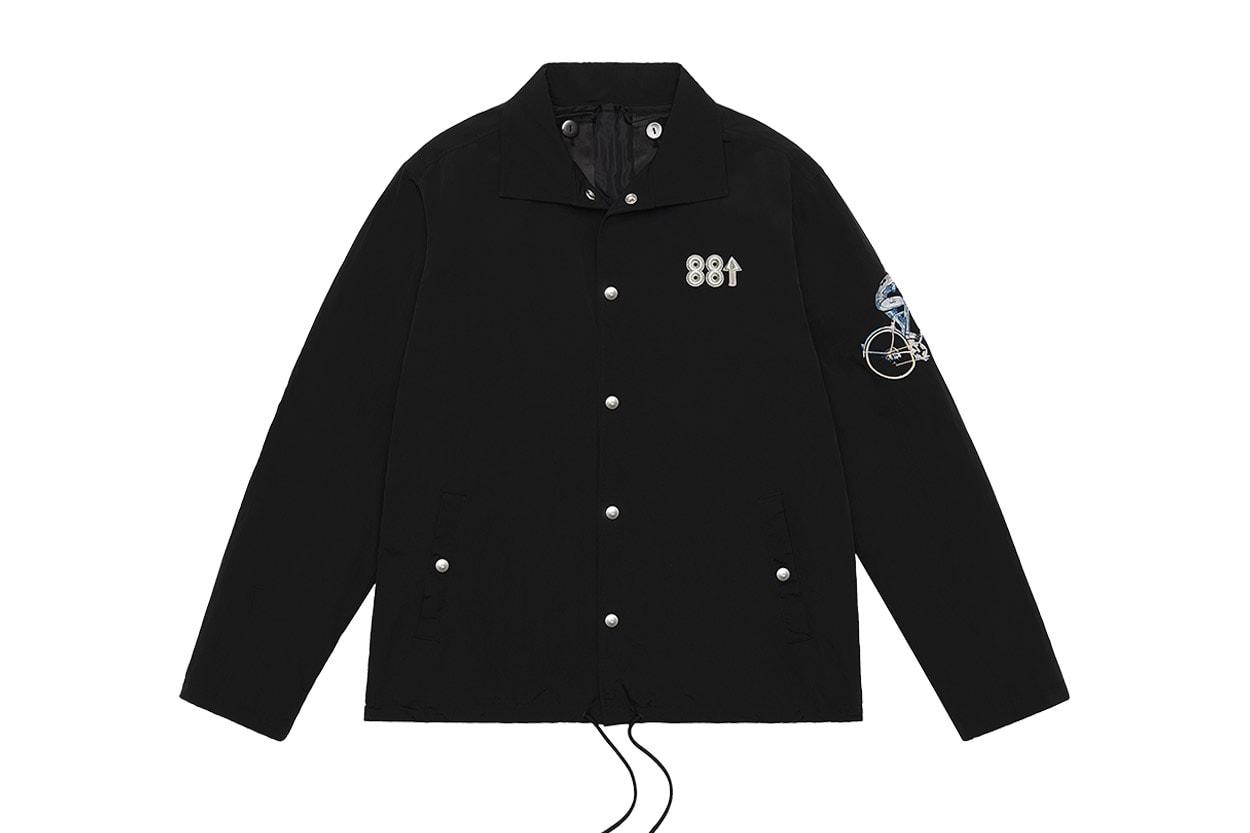 88라이징과 소라야마 하지메의 협업, AR 캡슐 컬렉션 구매 좌표