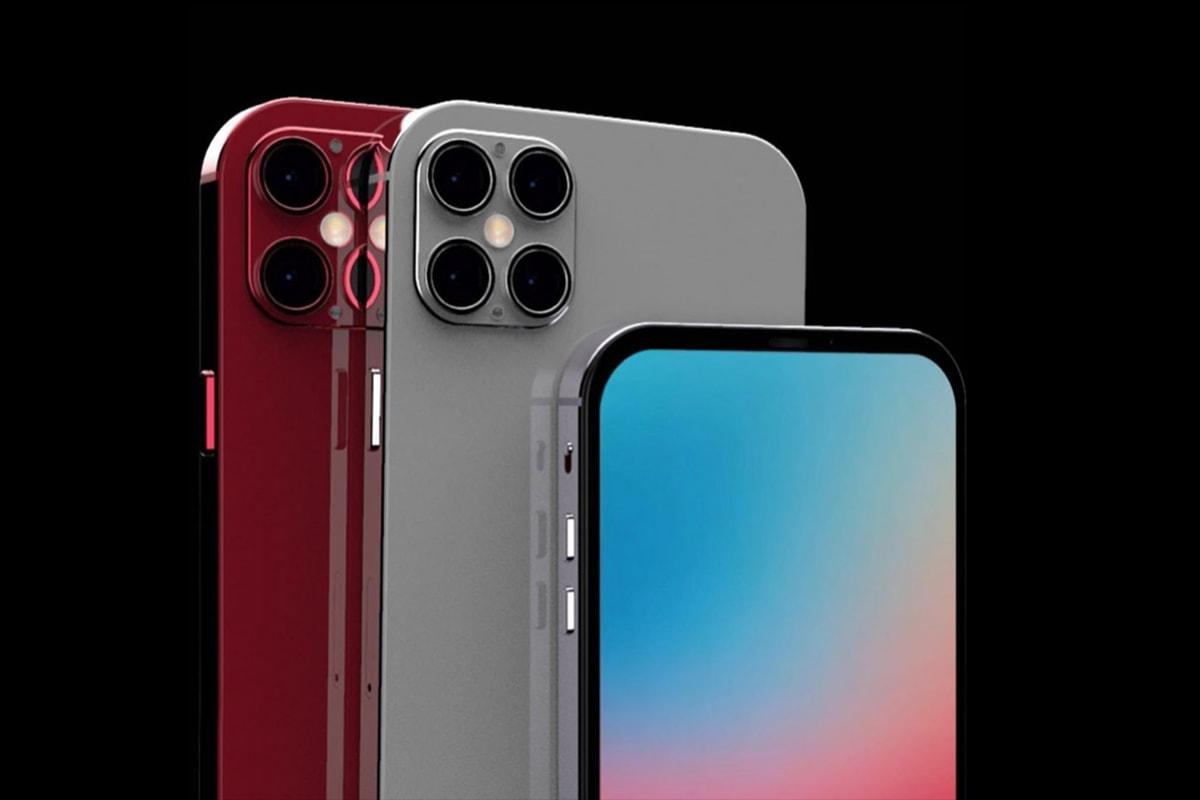 아이폰 5 디자인으로 돌아간다? 애플 아이폰 12 디자인 추정 렌더링 영상 공개