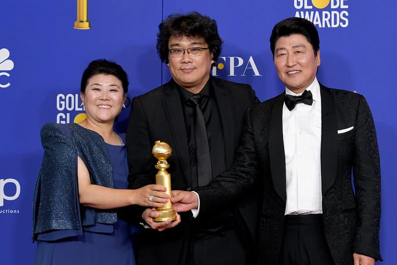 봉준호 감독의 '기생충', 영국 아카데미 시상식 4개 부문 후보에도 올랐다