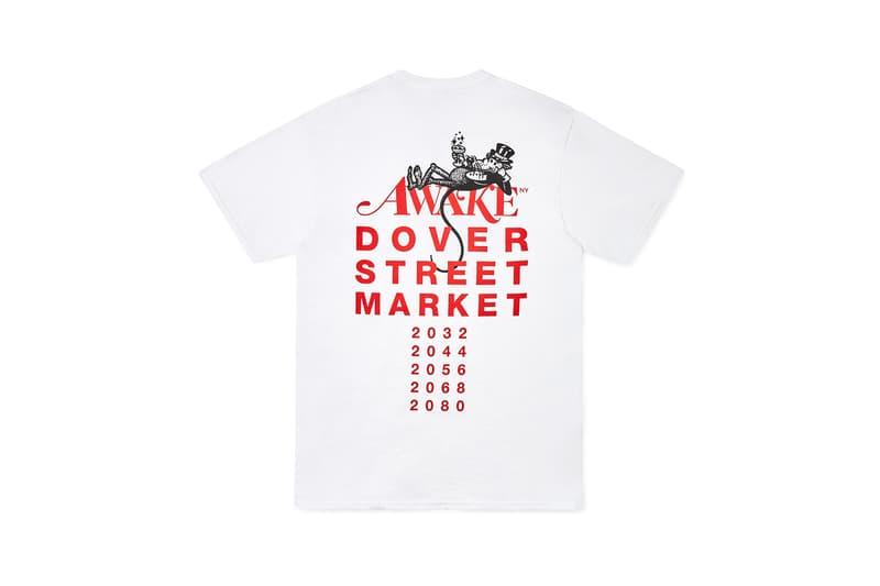 도버 스트리트 마켓, 쥐의 해 기념 협업 컬렉션, 나이키, 스투시, 베이프, 노아, 어웨이크 뉴욕, 브레인데드, 더블렛, 캑터스 플랜트 플리 마켓, 데님 티어스