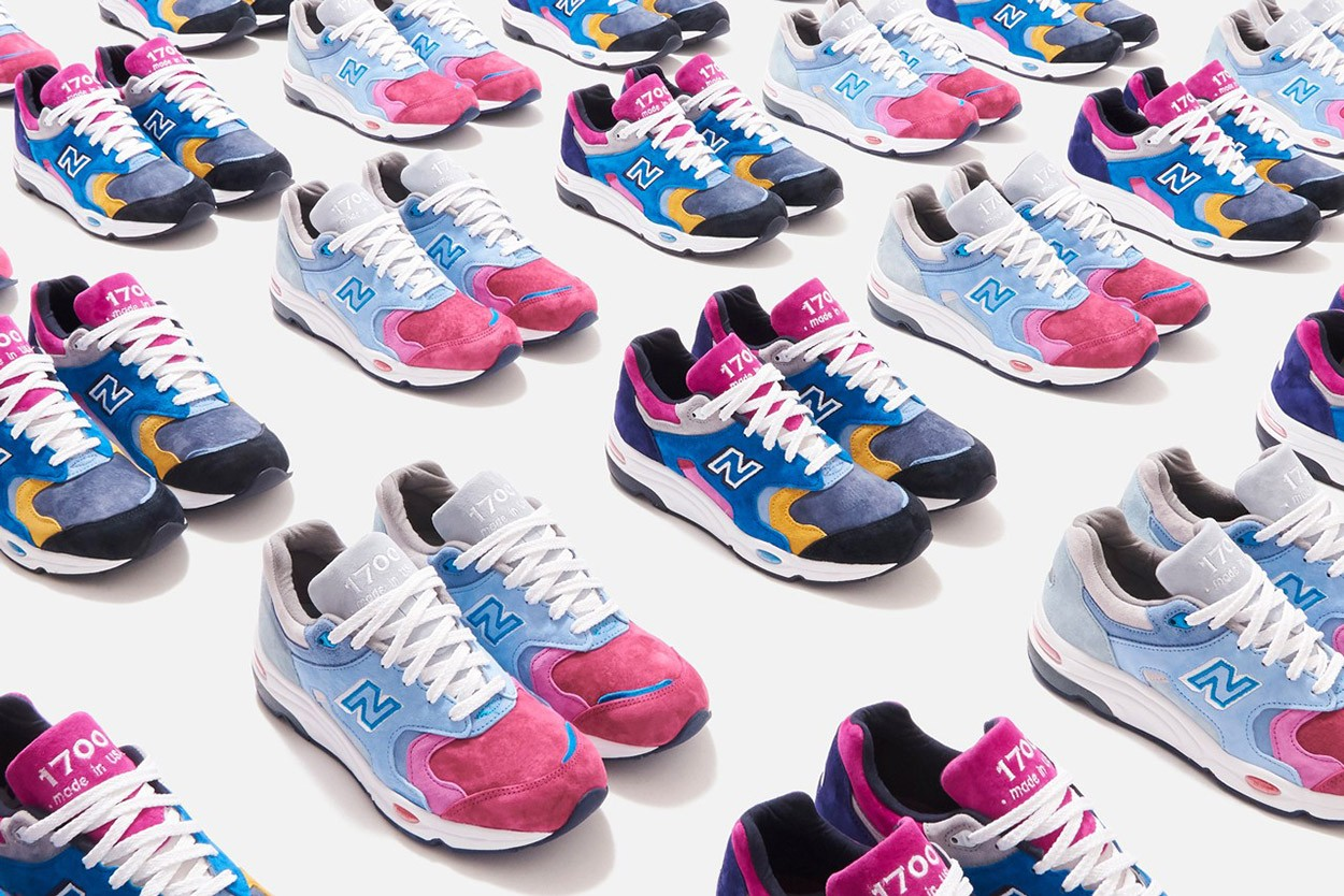 2020년 2월 첫째 주 발매 목록 - 신발 및 액세서리, 나이키, 꼼 데 가르송, 아디다스, 키스, 뉴발란스 등
