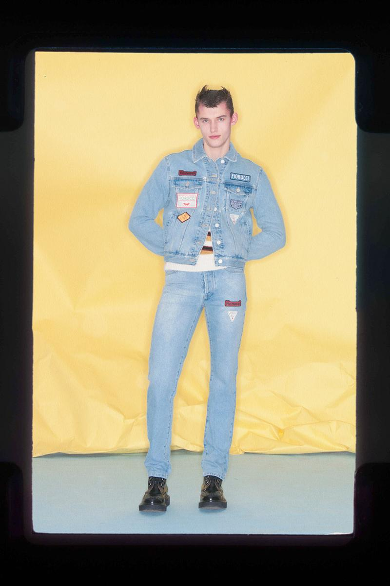 다니엘 플레처가 진두지휘한 피오루치 2020 가을, 겨울 남성 컬렉션 룩북