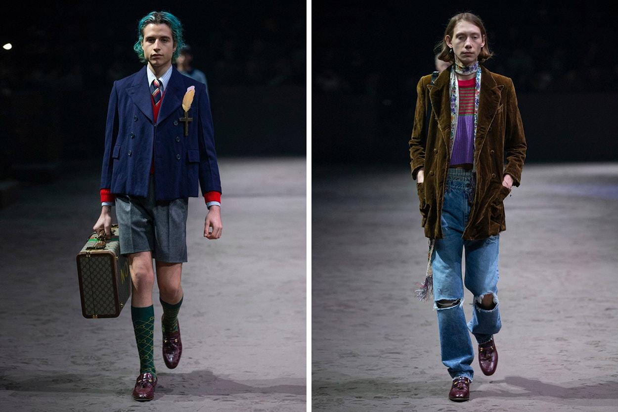 2020 FW 밀라노 남성 패션위크 베스트 컬렉션: 프라다, 구찌, 펜디, 마르니, 알렉산더 맥퀸, 어 콜드 월, 에르메네질도 제냐