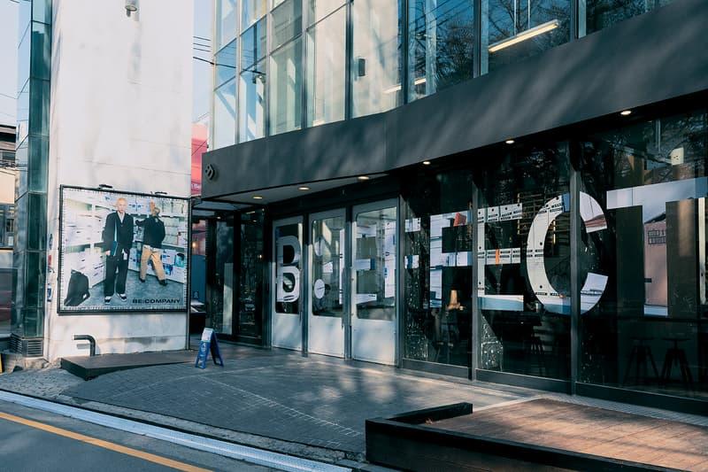 BEFFECT, 첫 번째 에피소드 BE:COMPANY 전시 및 브랜드 론칭 현장