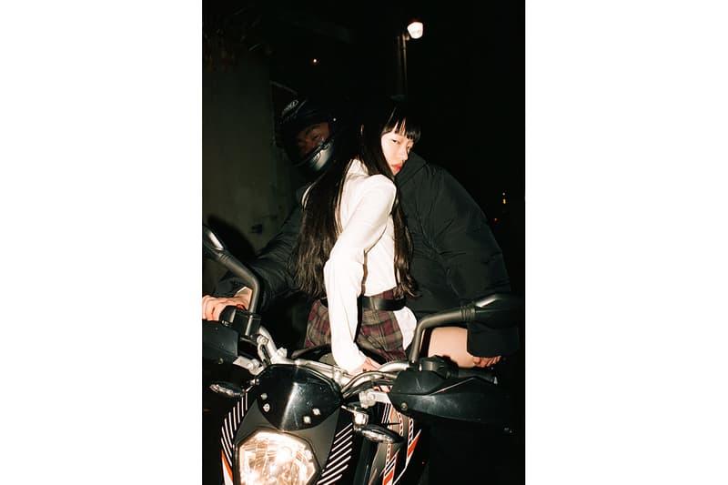 서혜인 'Save Yourself' 컬렉션 룩북 공개