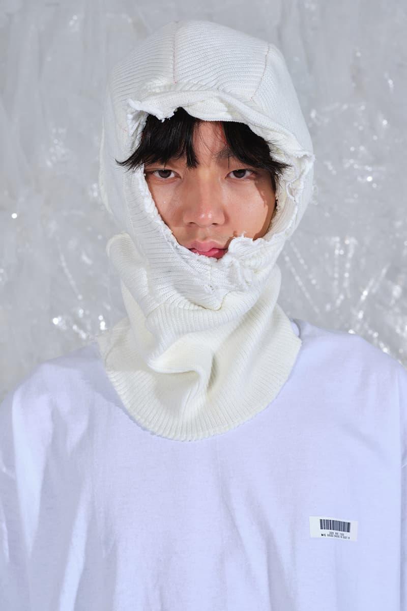 강혁, 컬렉션 8 룩북 & 리복 협업 '어드반스드 콘셉트' SRS ZIG