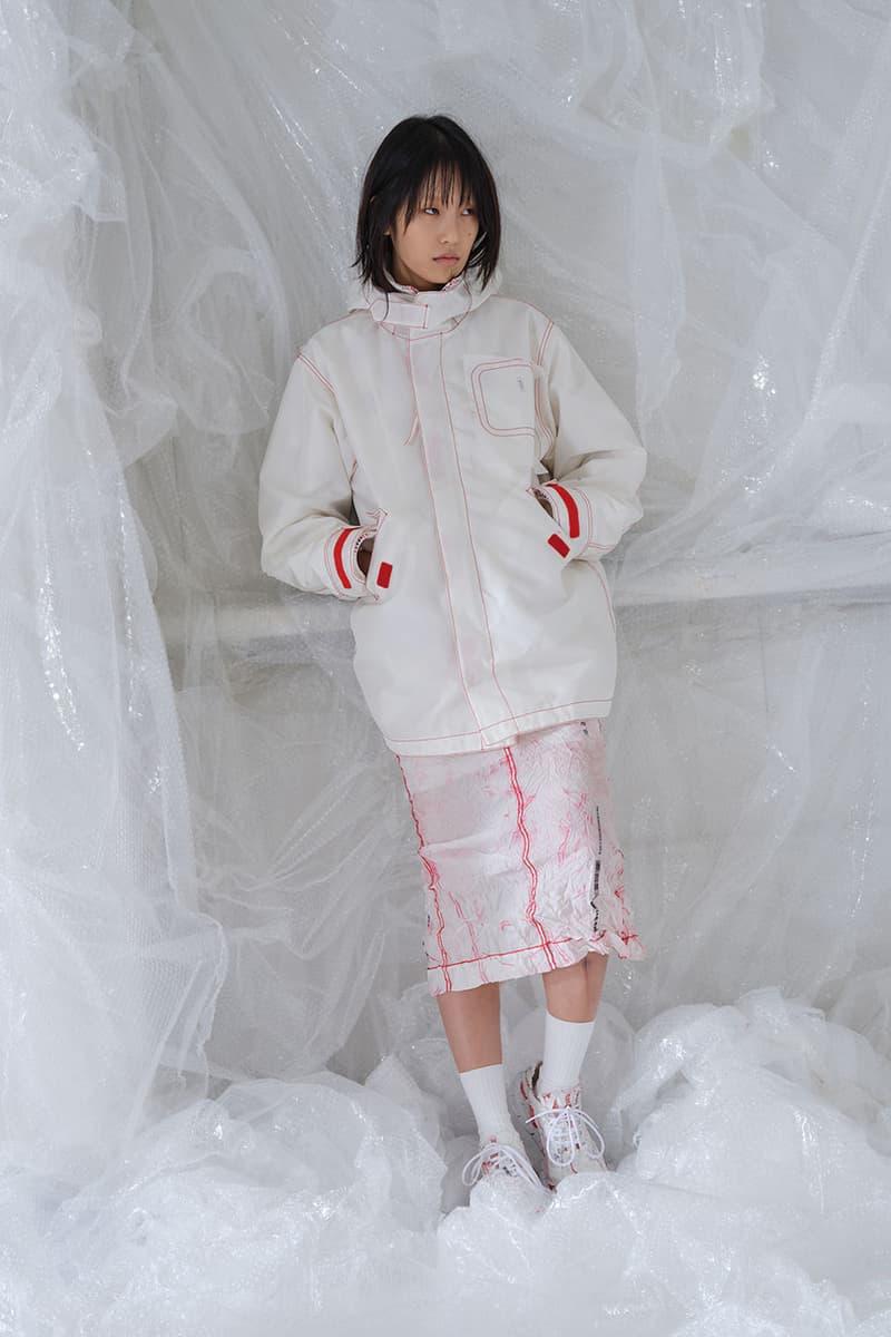강혁, 컬렉션 8 여성 룩북 및 리복 협업 '어드반스드 콘셉트' SRS ZIG, 손상락