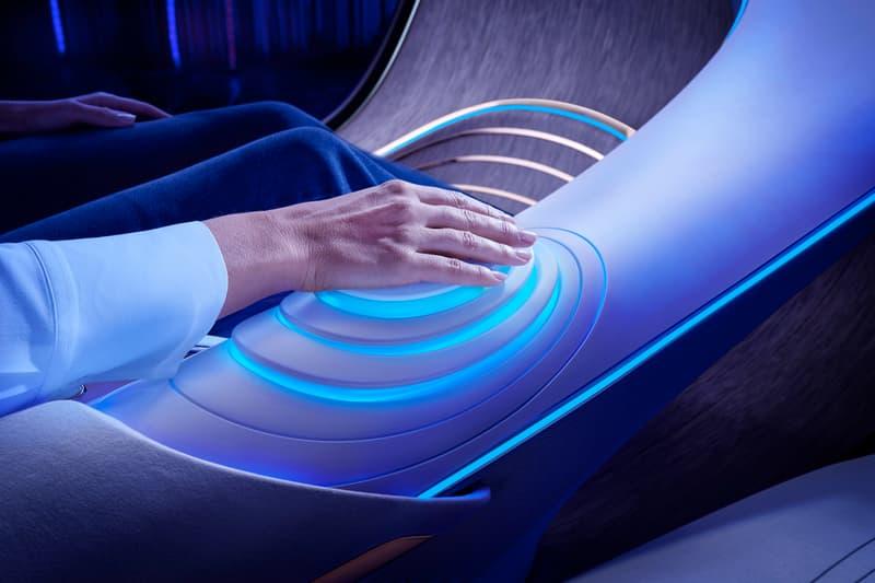 메르세데스-벤츠, 영화 '아바타'에서 영감을 받은 콘셉트카 '비전 AVTR' 공개, CES 2020