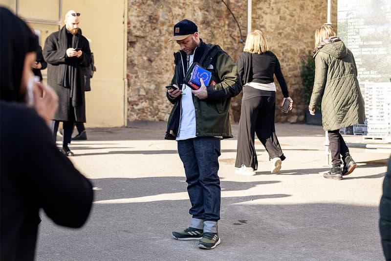 #Streetsnaps: 2020 가을, 겨울 피티 워모 97