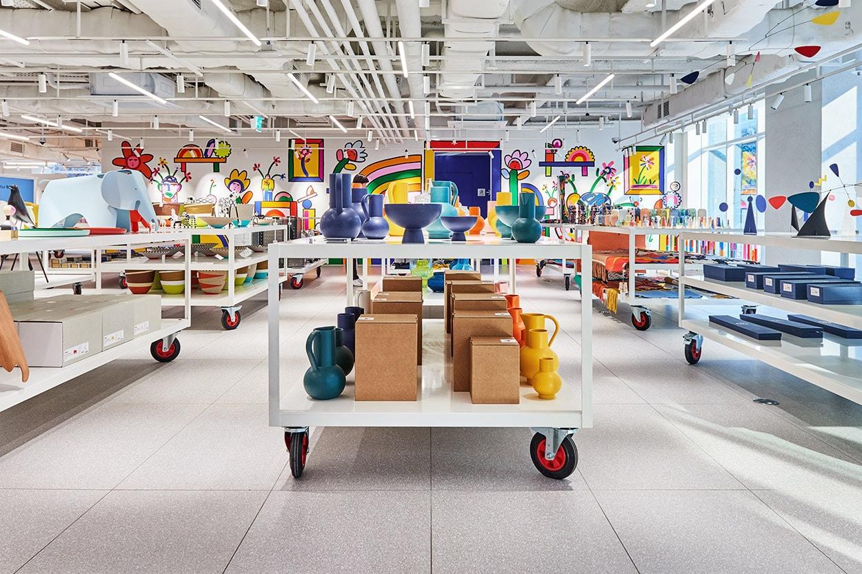 Shop Visits: 더콘란샵, 서울 최대 규모 라이프스타일숍, 세계 11번째