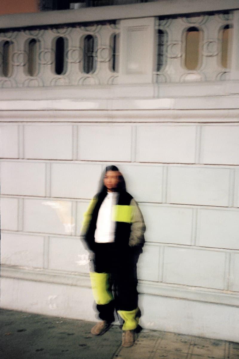 스투시 2020 프리 스프링 컬렉션 좌표 및 룩북, 플리스, 코듀라 재킷, 후디