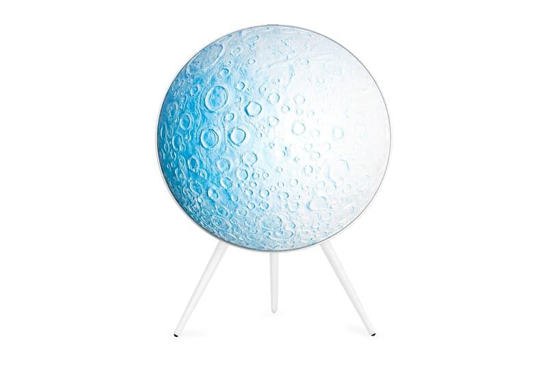 다니엘 아샴 x 뱅앤올룹슨 베오플레이 A9, 달 표면을 그대로 가져오다