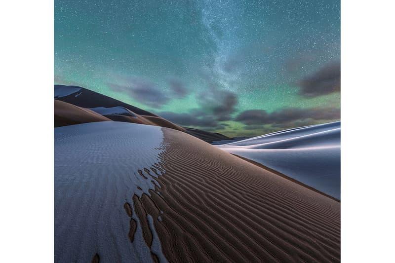 '2019 올해의 풍경 사진가' 우승작이 포착한 지구의 모습은?, 포토그래퍼, 마갈리 체스넬