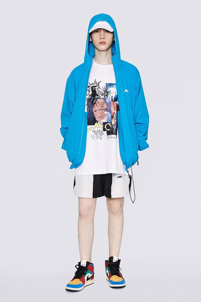 LMC 2020 봄, 여름 컬렉션 룩북 공개, 히피니즘, 스트리트 웨어