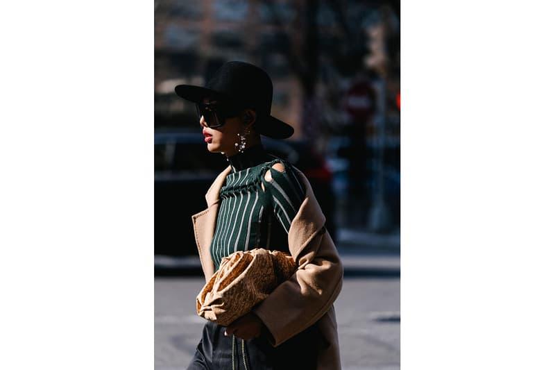 2020 가을, 겨울 남성 뉴욕 패션위크 거리 패션, 스타일링, Streetsnaps