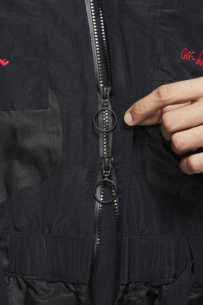 조던 x 오프 화이트 국내 공식 발매, 조던5, 재킷, 후디, 보일러수트, 버질 아블로, 나이키코리아, 드로우