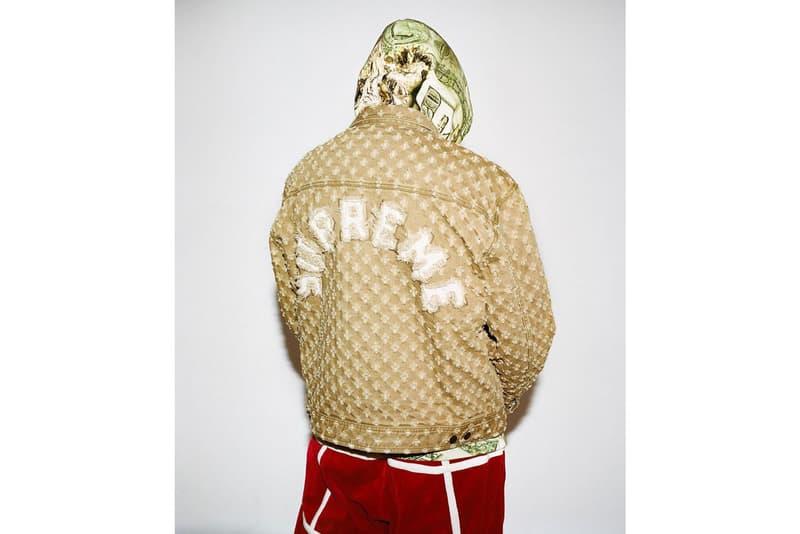 슈프림 뉴욕 2020 SS 컬렉션 티저 공개, 로고 후디, 재킷, 티셔츠 등