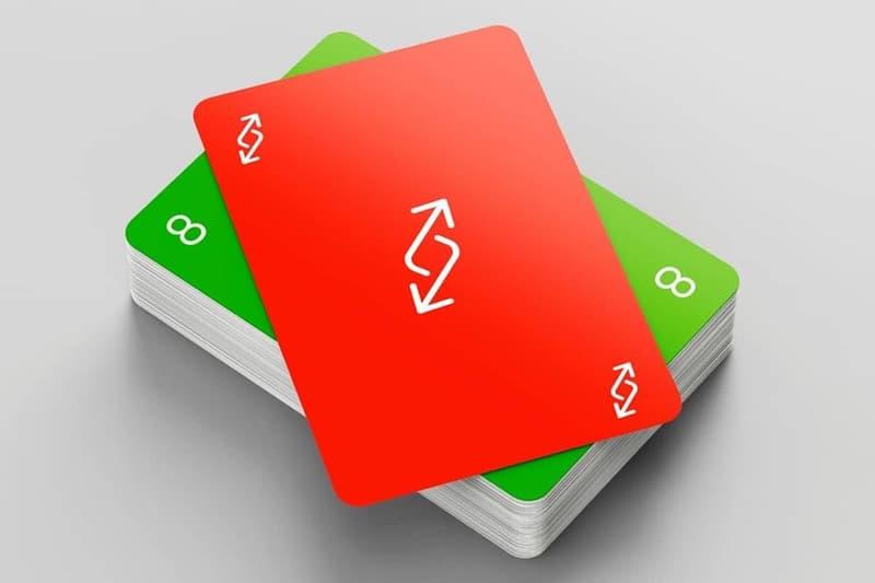 세련된 디자인의 '우노 미니말리스타' 출시, 카드게임, 카드