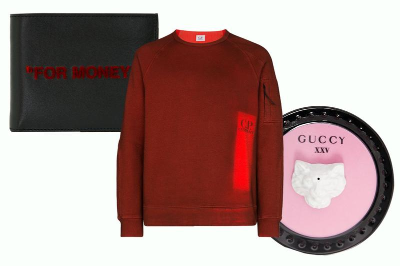 발렌타인데이에 어울리는 핑크 & 레드 컬러 아이템, 구찌, 오프 화이트, 나이키