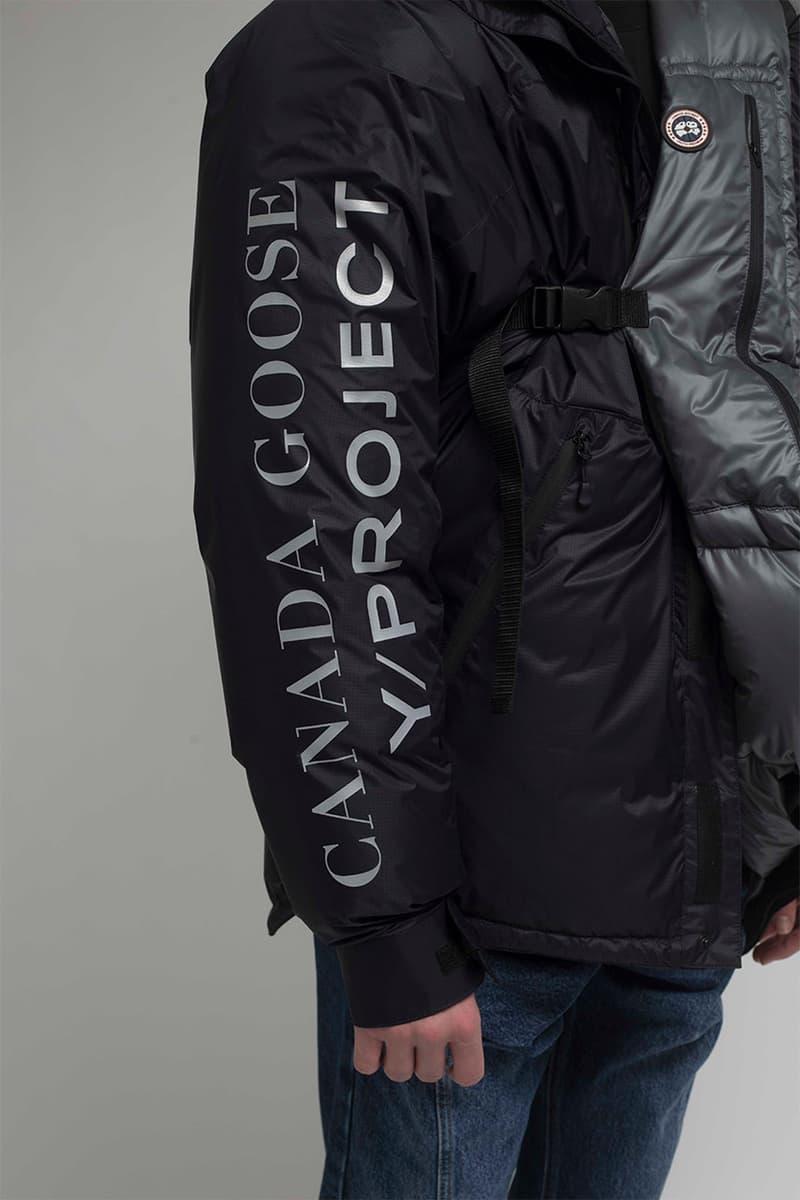 와이 프로젝트 x 캐나다 구스 2020 가을, 겨울 패딩 재킷 발매 정보, 글렌 마틴스