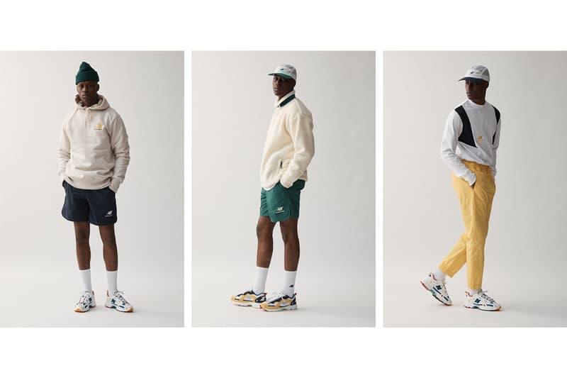 에임 레온 도르 x 뉴발란스 2020 봄, 여름 의류 컬렉션 상세 이미지 및 발매 정보, 827 스니커