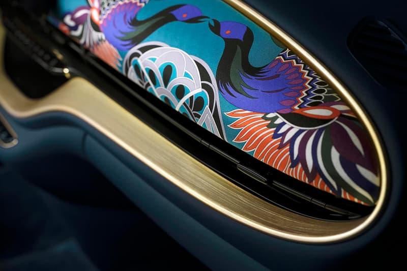 불가리가 새롭게 디자인한 피아트 전기 자동차, B.500 'MAI TROPPO' 공개, 임페리얼 샤프란, 협업