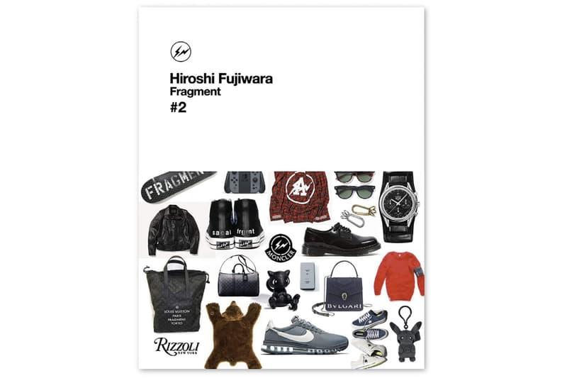 후지와라 히로시 'Fragment, #2' 출시, 프라그먼트, 아카이브 북, 더 콘비니