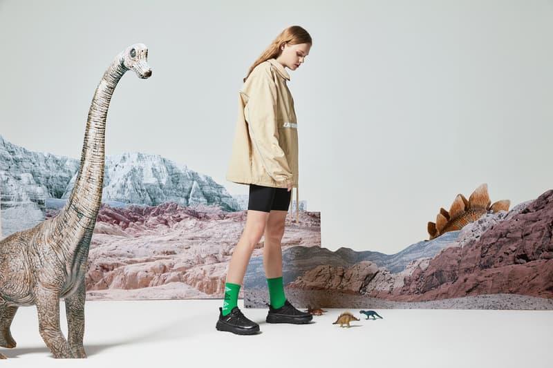 엄브로, 유니크한 디자인의 스니커 '스테고' 최초 공개