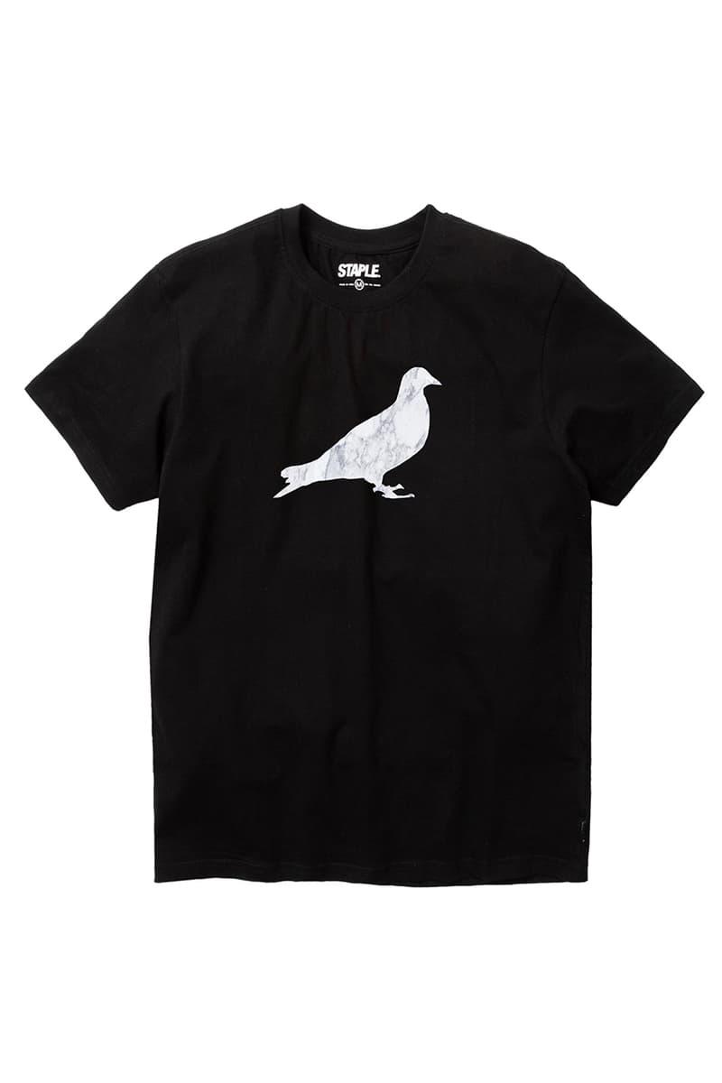 덩크 대리석 스컬프처도 노릴 수 있는, 제프 스테이플 마블 피존 티셔츠 판매 정보