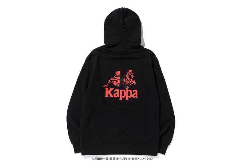 카파와 <원피스>, 동료가 되어 출시한 협업 컬렉션 발매 정보