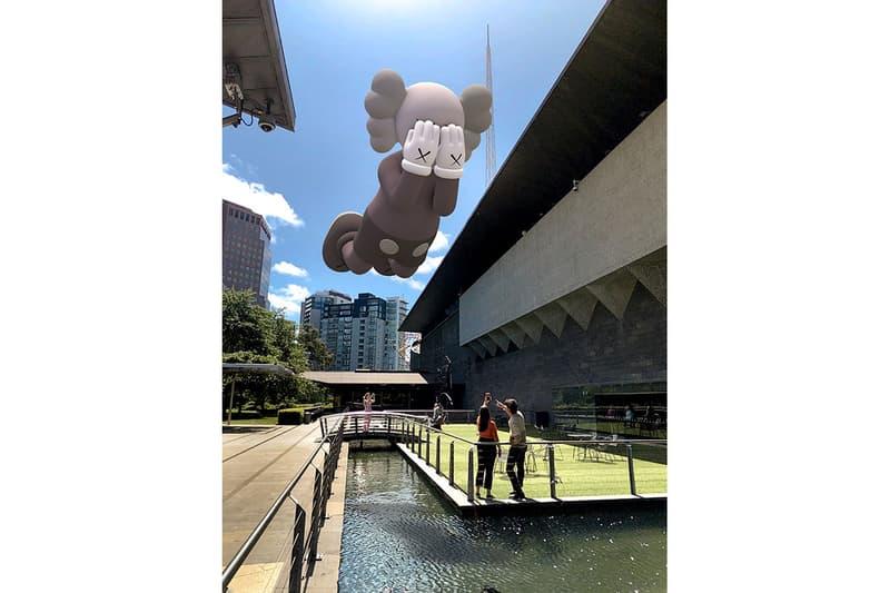 카우스, 증강현실로 대형 피겨를 볼 수 있는 'EXPANDED HOLIDAY' 전시 진행, 컴패니언, BFF