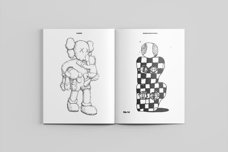버질 아블로 & 카우스가 색칠 공부 책에 참여, 티프 매시, 코로나19, 라이브러리 스트리트 콜렉티브, 디트로이트