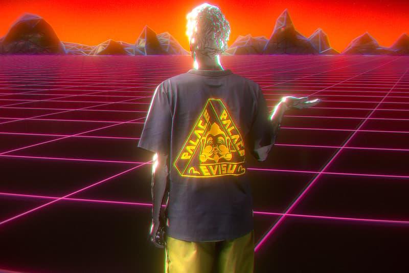 팔라스 x 에비수 협업 컬렉션 룩북 및 영상, 2000년대 셀비지 데님
