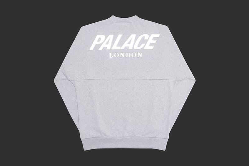 팔라스 2020 봄 컬렉션 일곱 번째 드롭 리스트 공개, 트라이퍼그 로고, 발매 목록, 스웨트 셔츠