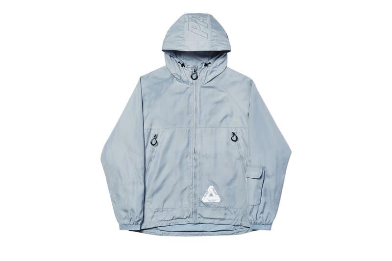 팔라스 2020 봄, 4주 드롭, 경량 재킷, 후디, 비둘기 티셔츠, 스커트 볼캡 등