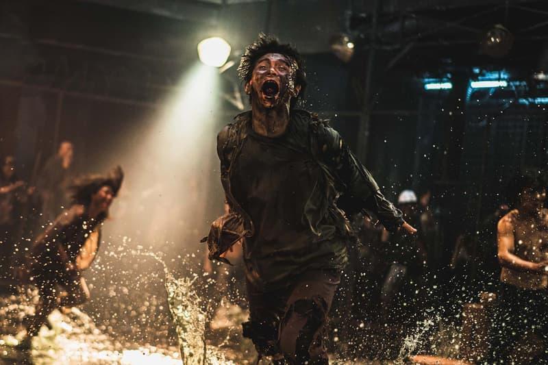 강동원 주연의 영화 '반도' 첫 스틸컷 및 포스터 공개, 부산행, 연상호 감독, 좀비물
