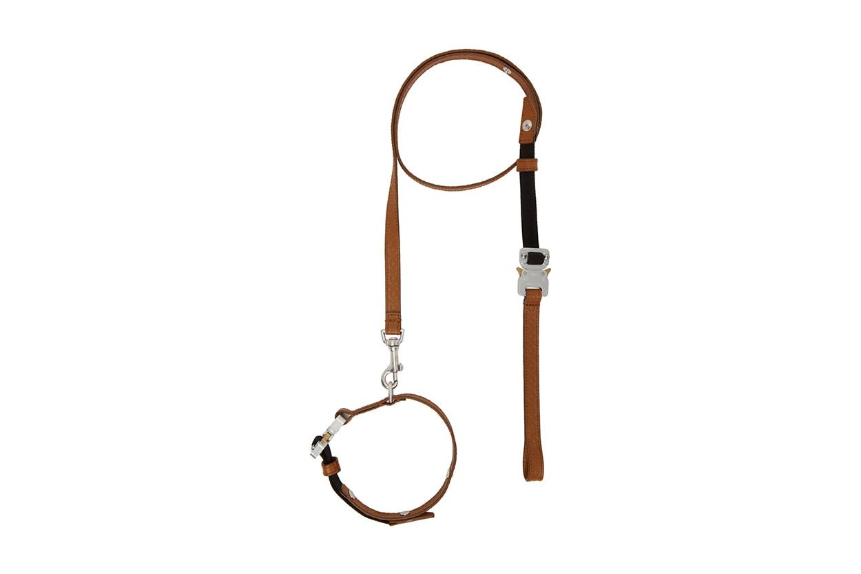 반려 동물 제품 추천, 톰 브라운 스웨터, 1017 알릭스 9SM 산책줄, 032c 목걸이, 톰 브라운 하네스