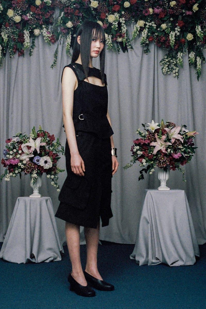 유쾌하고 호화로운 웨딩의 한 순간, 수 기 2020 가을, 겨울 컬렉션 룩북