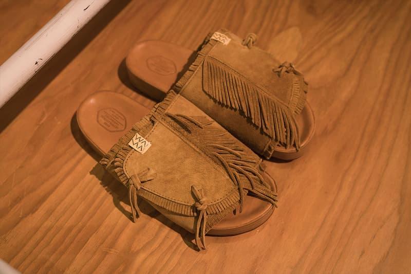 미국 원주민 문화를 향한 애정을 드러낸 비즈빔의 FW 컬렉션, FBT 모카신, 크리스토퍼 샌들